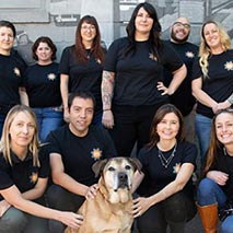 Group of animal welfare leaders