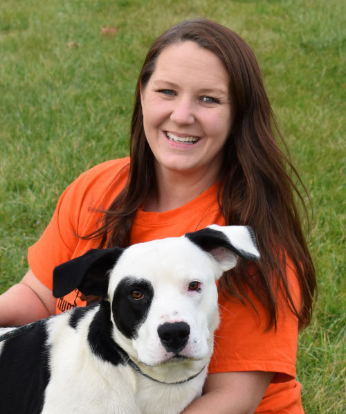 Caity Friedersdorf - Brown County Humane Society