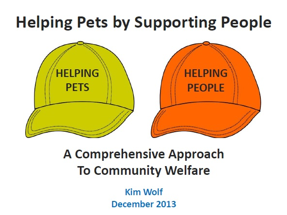 "View of ""Helping Pets by Supporting People: A Comprehensive Approach to Community Welfare"" webinar"