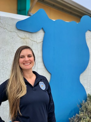 Brittany Pasquale - City of Tracy Animal Services