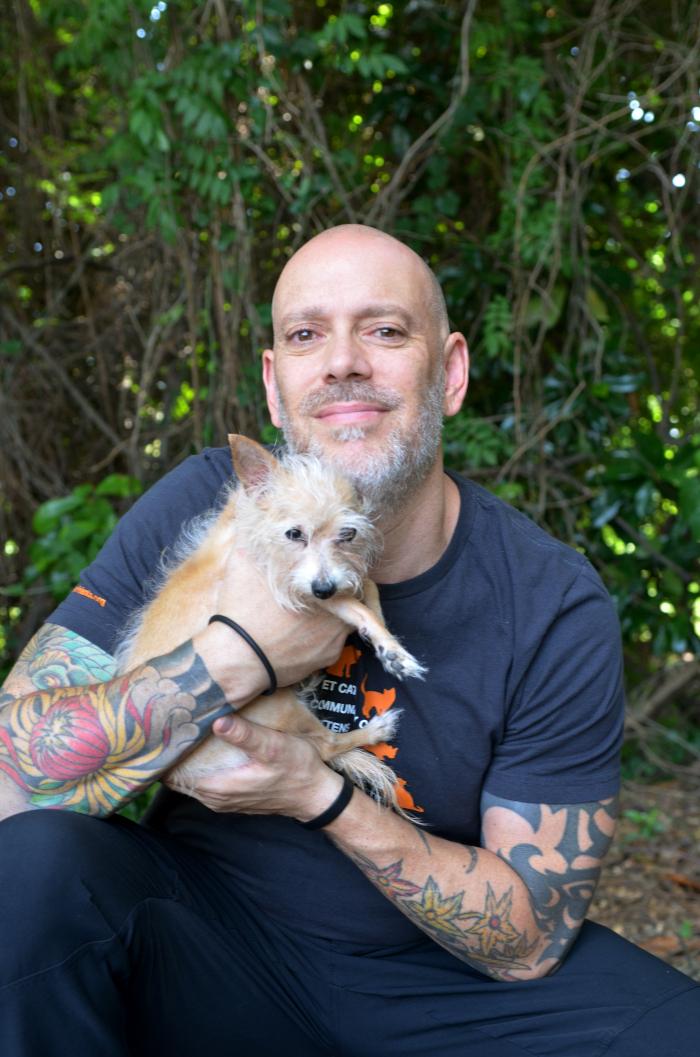 Kenny Lamberti Best Friends Animal Society