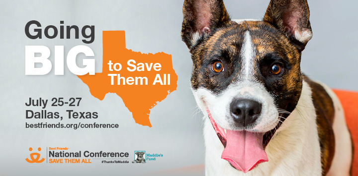 2019 Best Friends National Conference in Dallas, Texas July 25-27